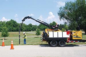 Vacuum Excavator