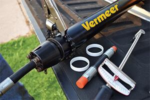 Ground Piercing Tool